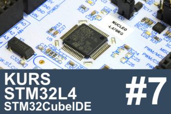 Kurs STM32L4 – #7 – przerwania sprzętowe, obsługa błędów