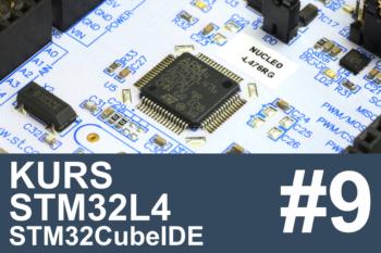 Kurs STM32L4 – #9 – przetworniki analogowo-cyfrowe (ADC)