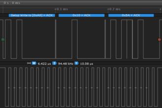 Kurs STM32L4 – #12 – zewnętrzna pamięć EEPROM (I2C)