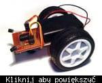 Przykładowy robot-światłolub