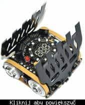Przykładowy robot minisumo