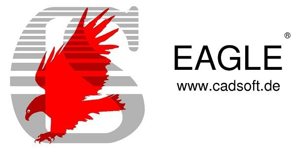 Logo programu Eagle CadSoft