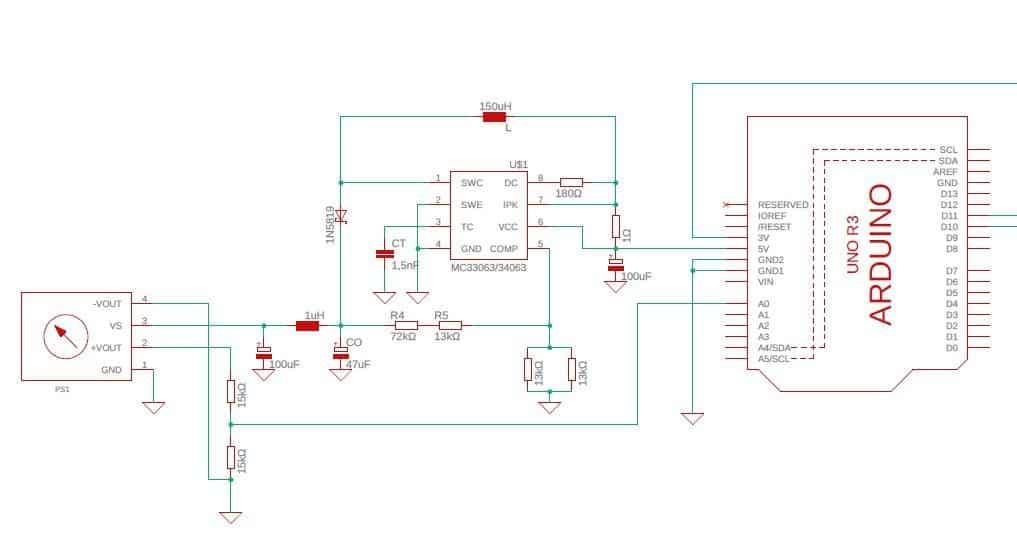 Podłączyć czujnik ciśnienia wody