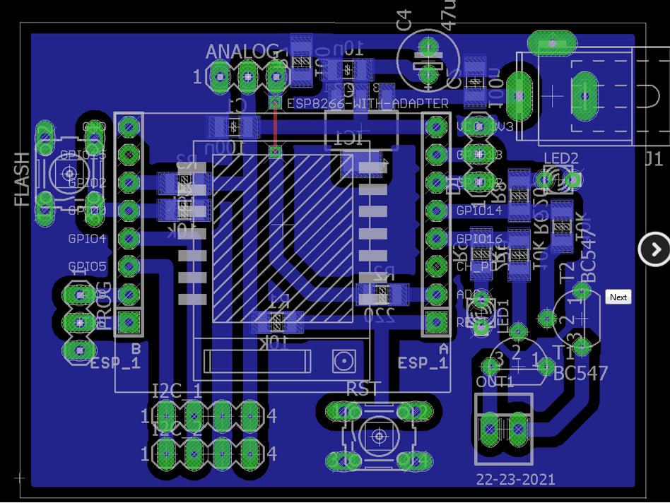 ESP8266 jako bramka Modbus do IoT MyDevices Cayenne