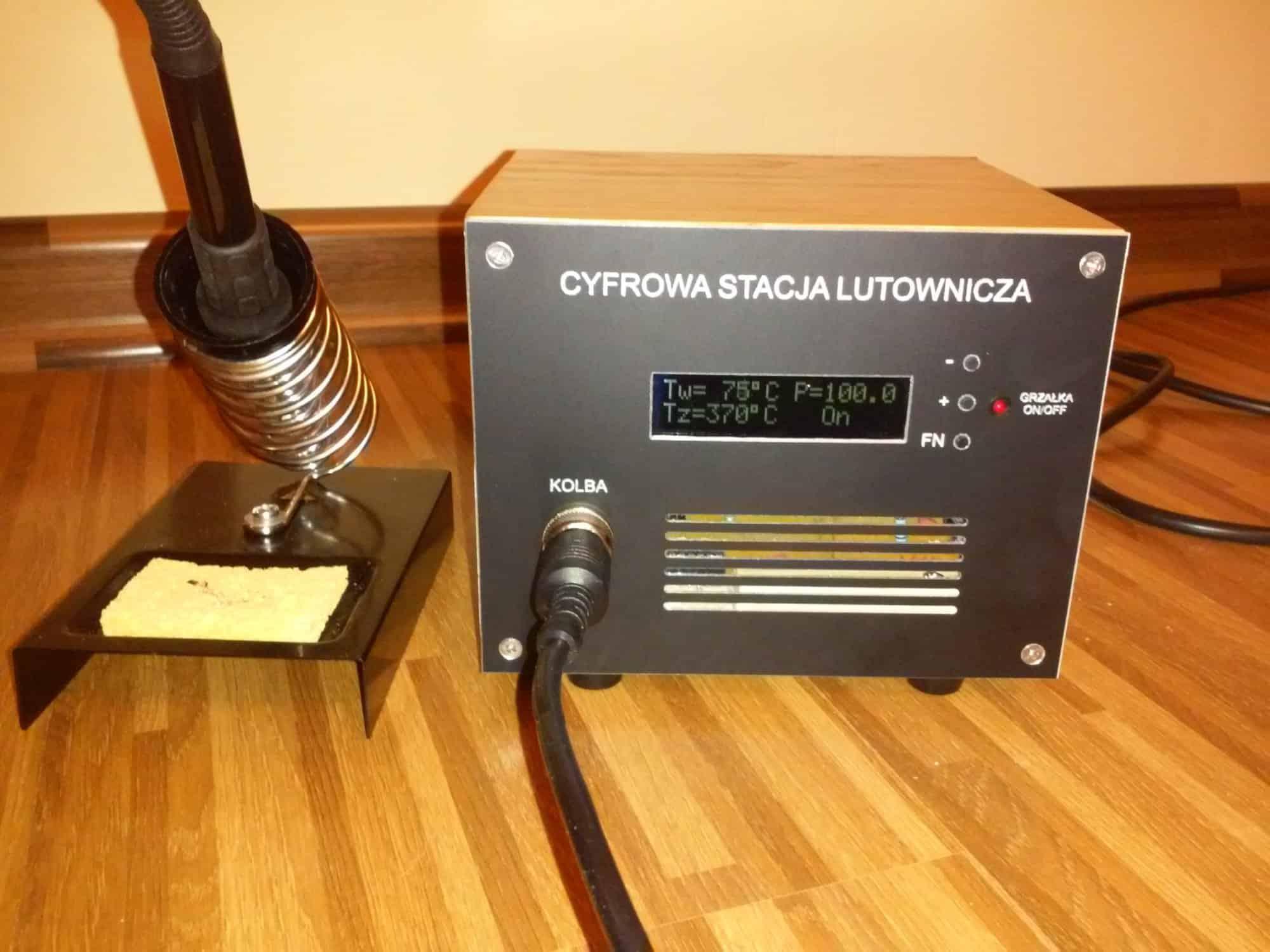 Stacja lutownicza RL-1