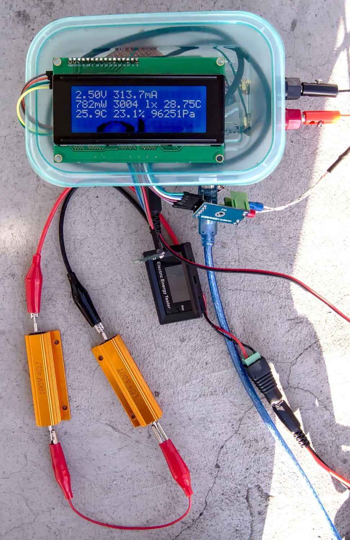 """""""Wszystkomierz"""" Arduino z logowaniem pomiarów do pliku tekstowego i baz danych MySQL/SQLite poprzez WiFi"""