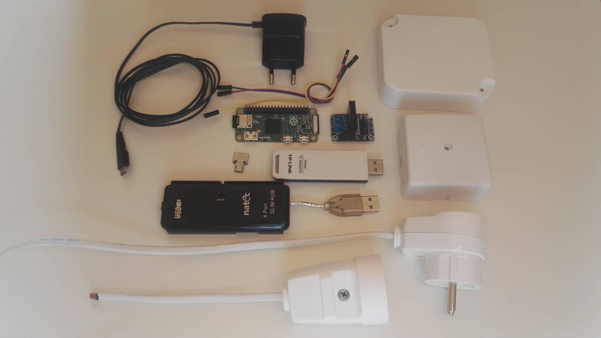 Udostępnianie drukarki USB w usłudze Google Cloud Print przy użyciu Raspberry Pi