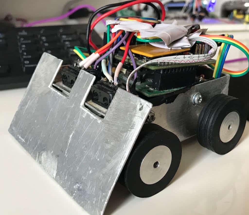 Robot MS_bot v2