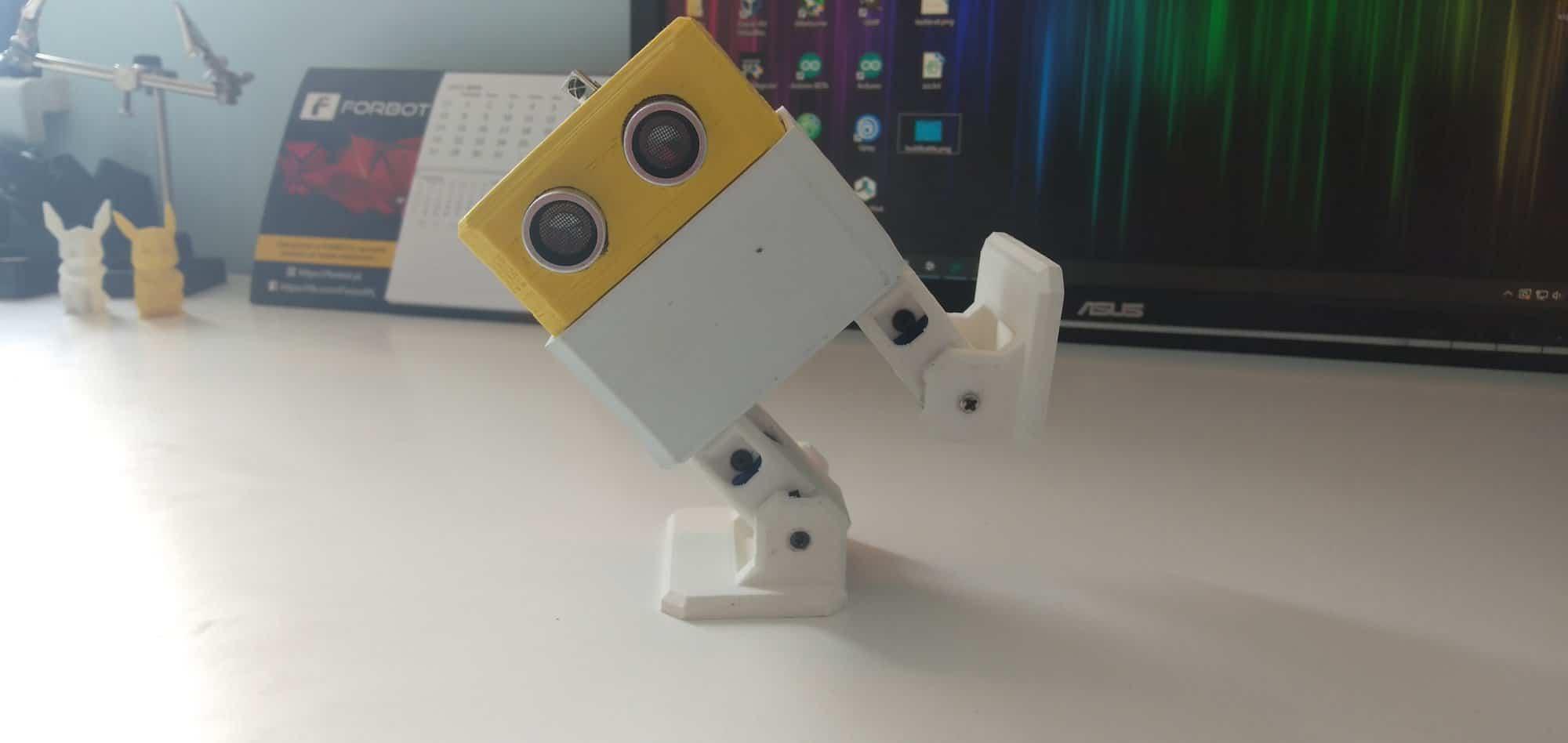 Robot pubga v1.0- czyli otto diy po mojemu