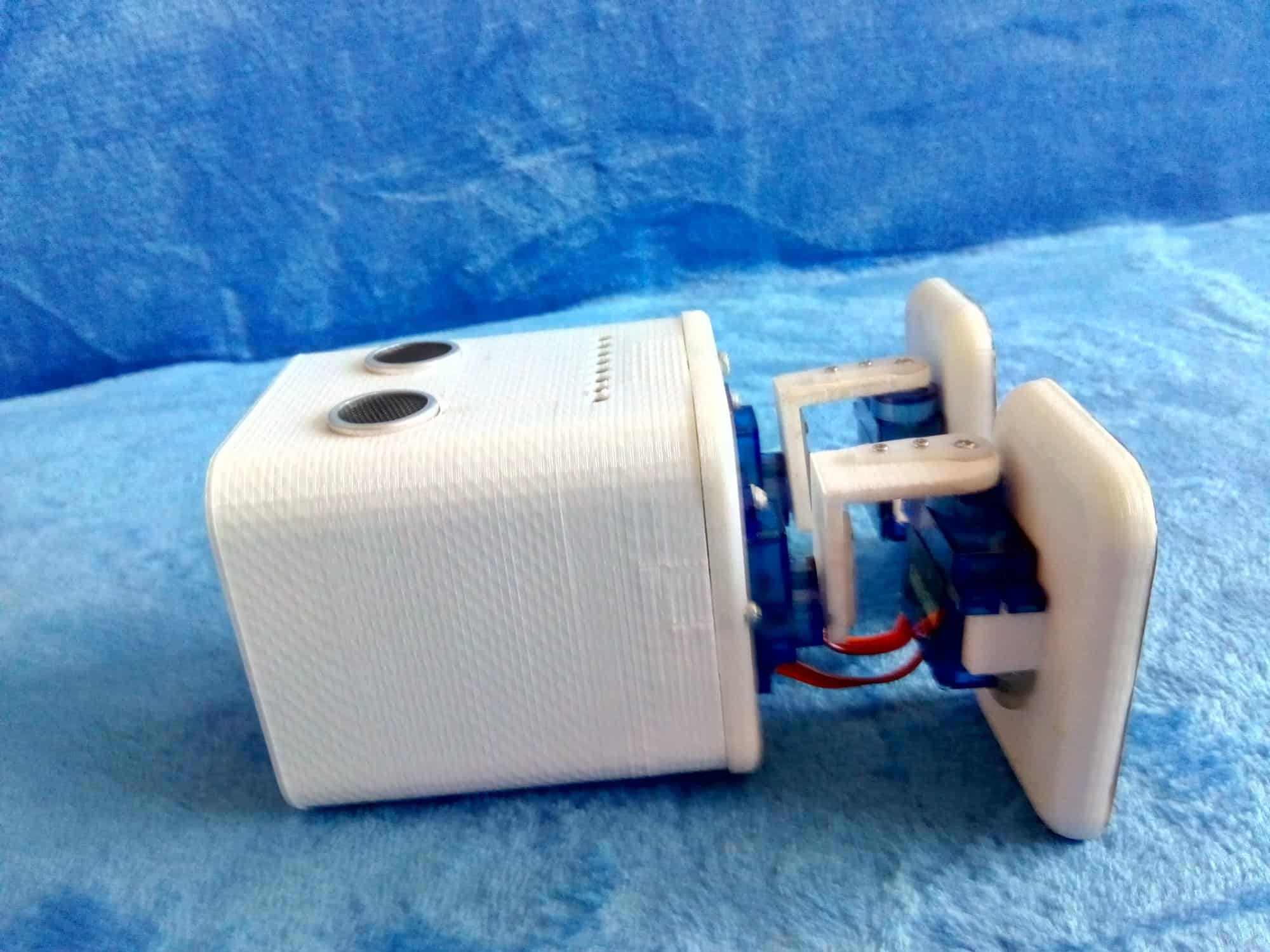 Robot dwunożny Soto [Bob]