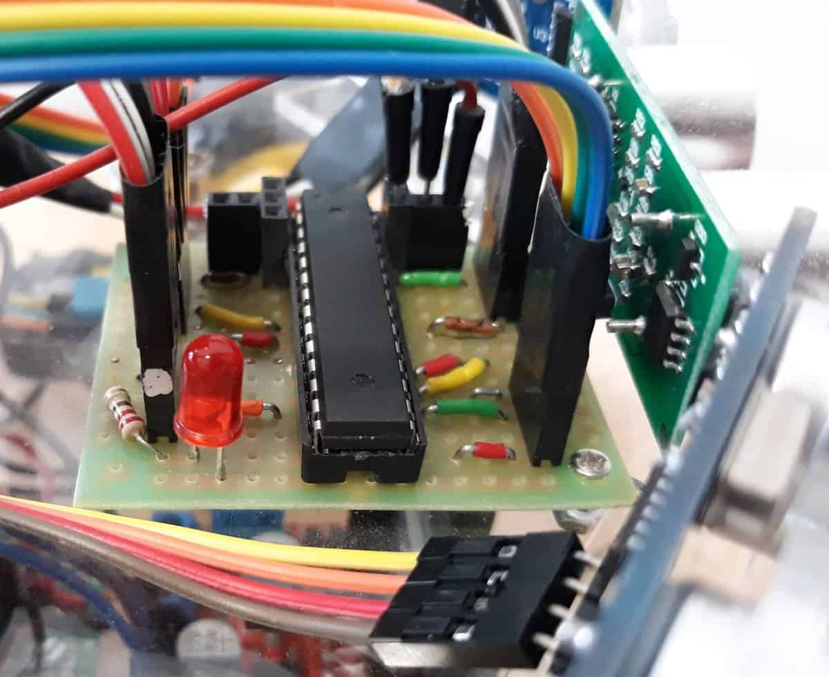 Kloszard – robot edukacyjny