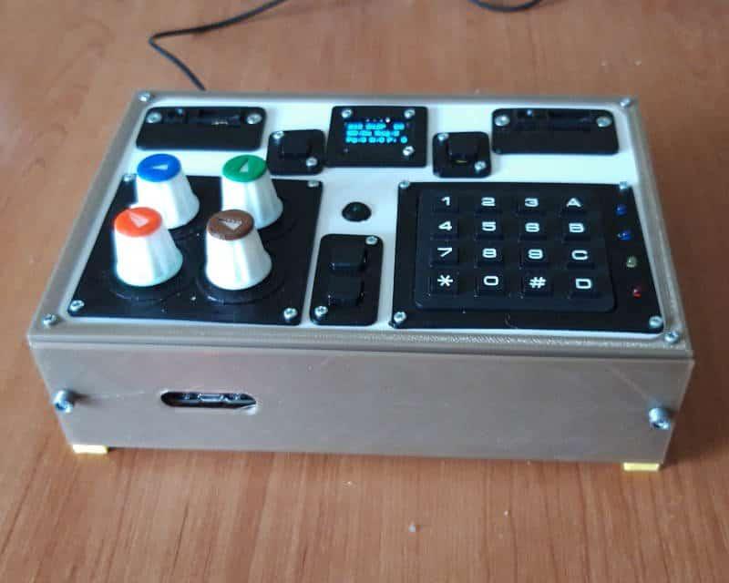 InfraWave 1 - czyli mój opto-theremin