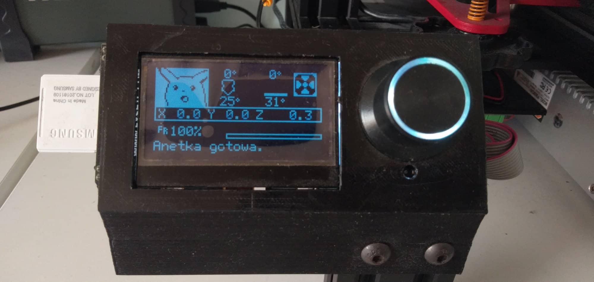 GAMINGOWA drukarka 3D!
