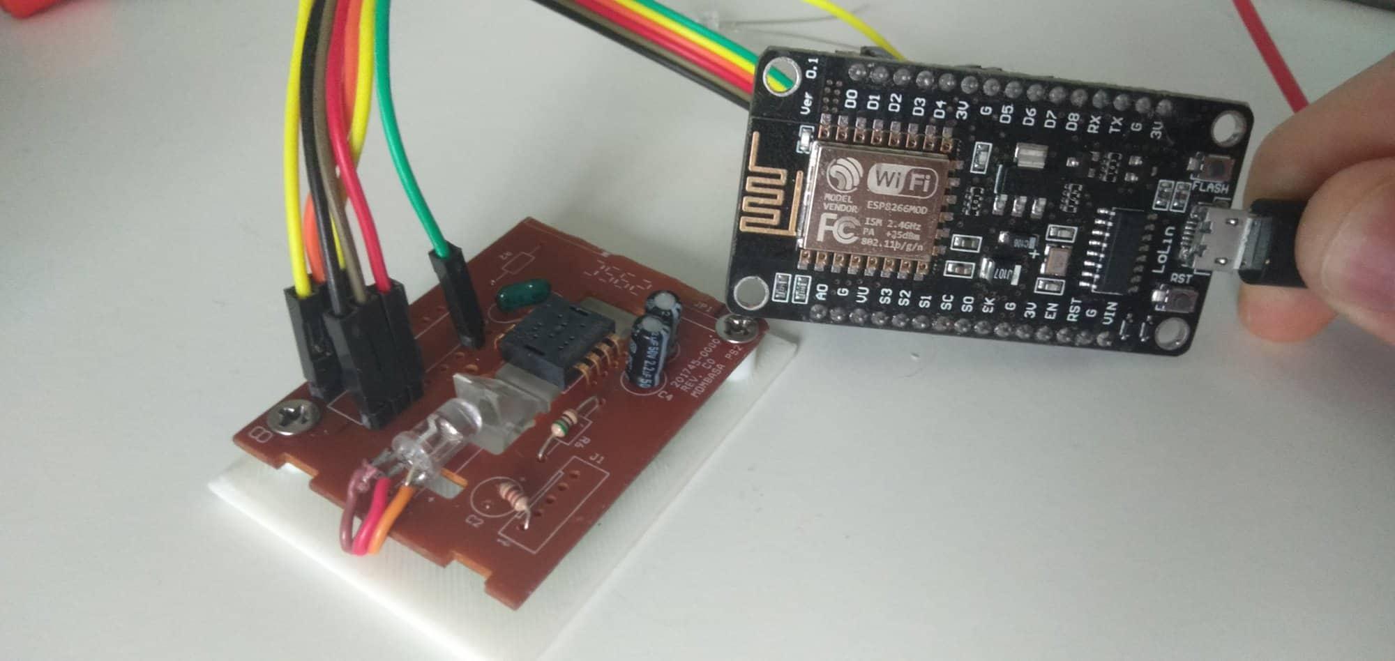 ADNS2610 z Arduino, czyli moduł kamery, czujnika kolorów, czujnika przemieszczenia w jednym