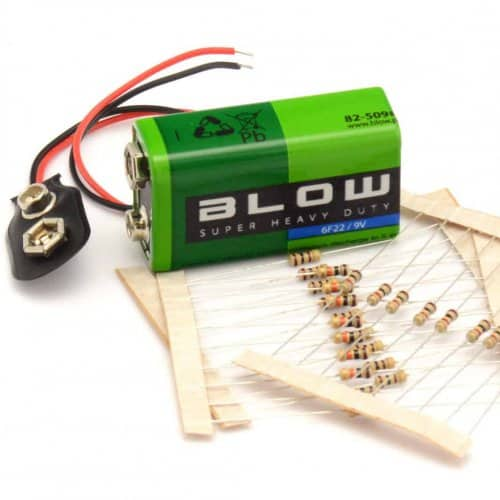 Quiz (1/4) do kursu podstaw elektroniki