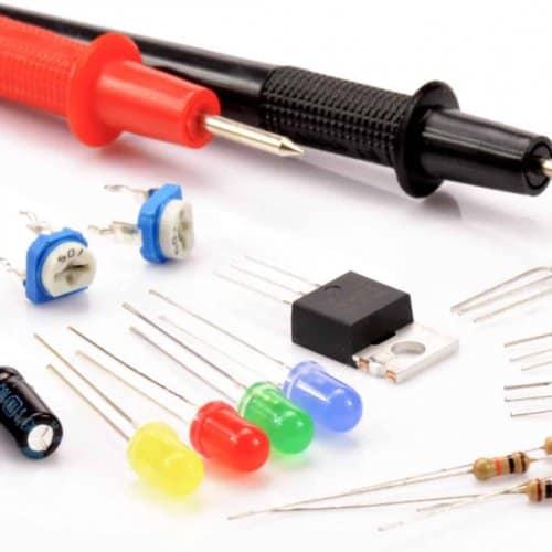 Quiz (4/4) do kursu podstaw elektroniki