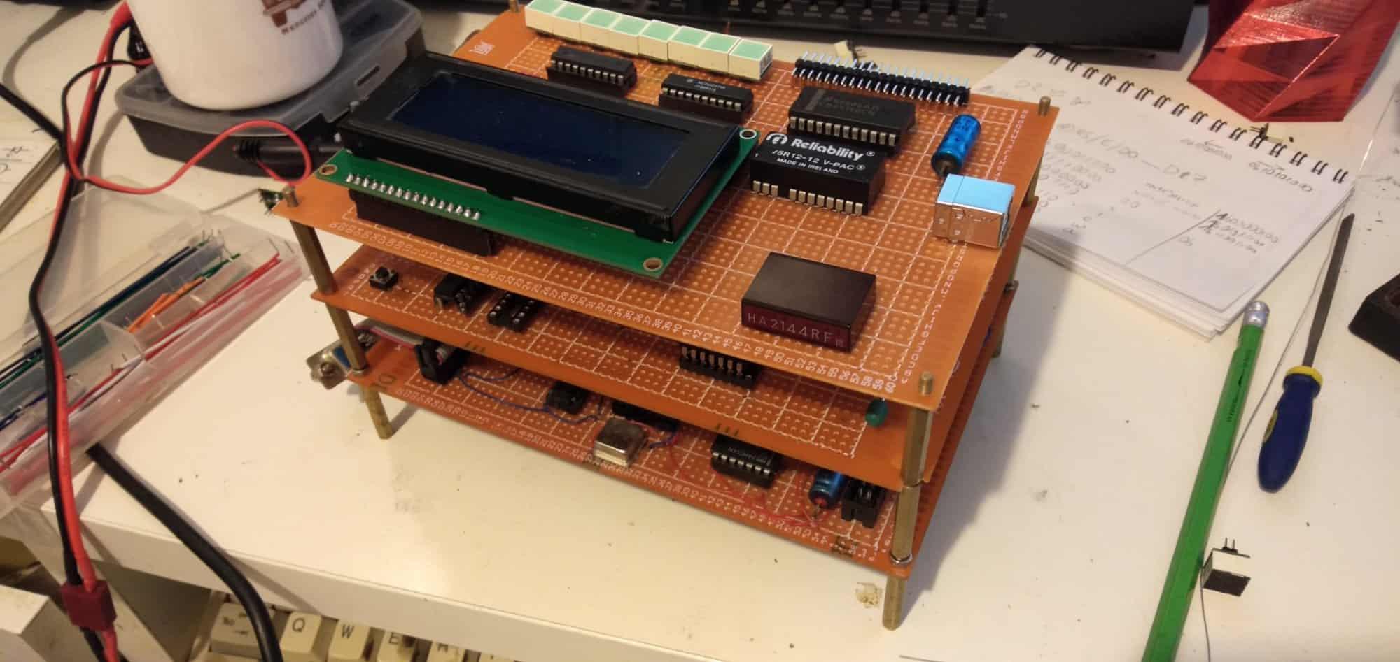 iNap PC - kolejny komputer oparty na Z80