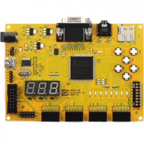 Quiz do kursu FPGA i VHDL