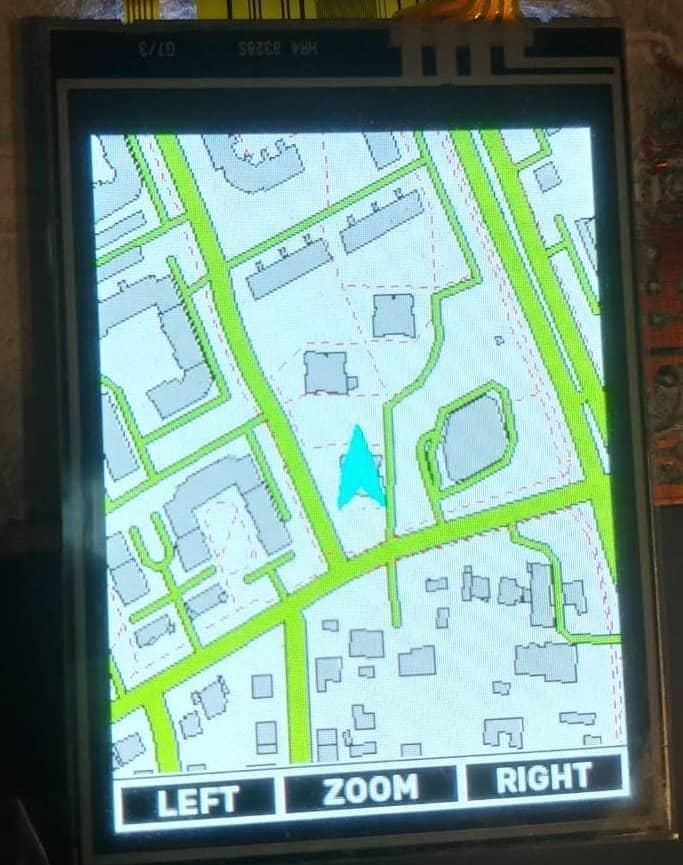 Przetwarzanie OpenStreetMap na systemie wbudowanym #4 - Dekodowanie formatu .ltd