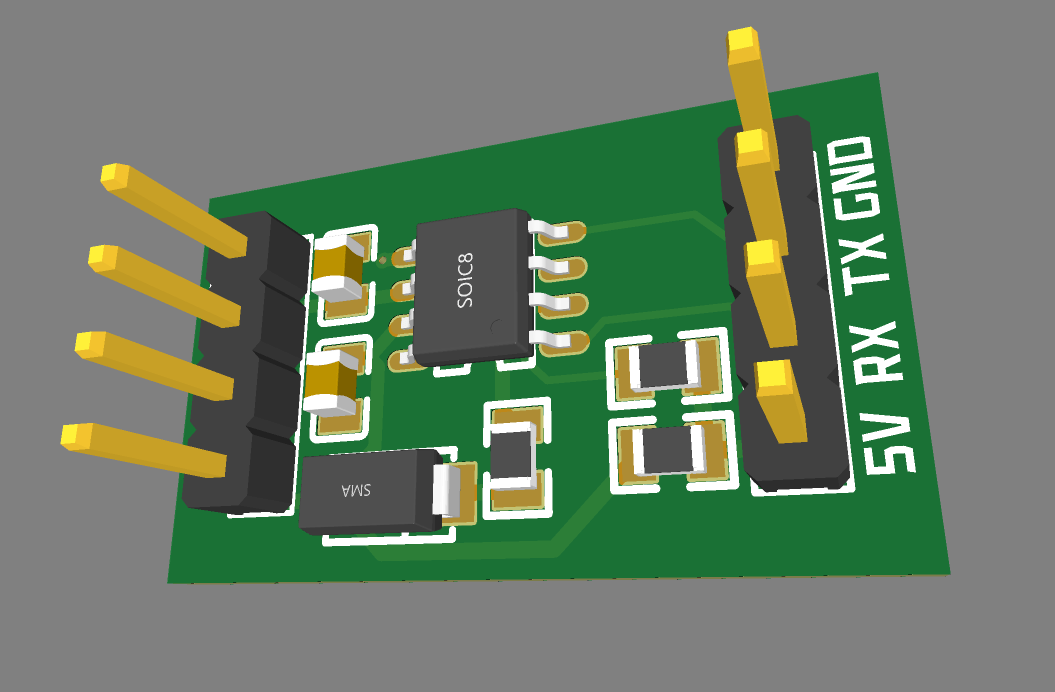 LIN Breakout Board